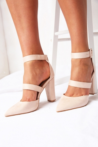 Billini - Everleigh - Blush Suede