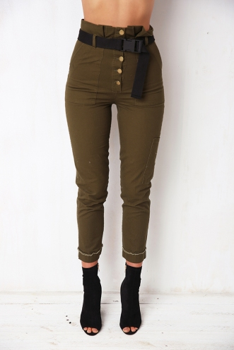 Thunder Strike Pants - Khaki