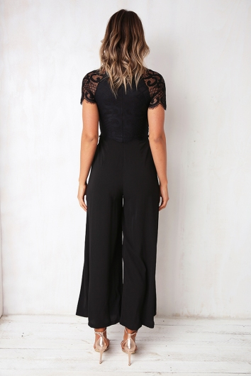 Oh My Jumpsuit - Black
