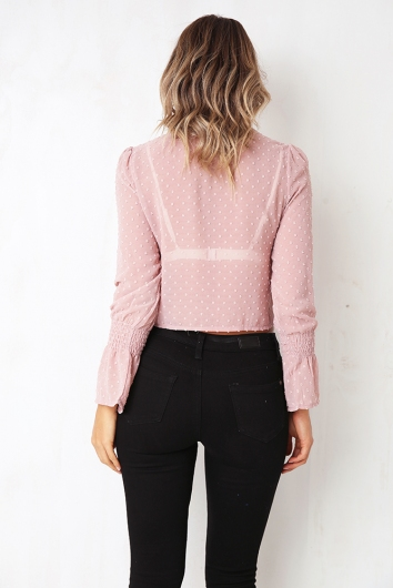 Fading Top - Pink