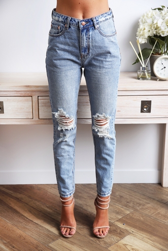 Every Day Jeans - Blue Denim