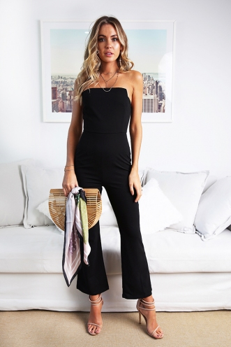 Jay Jumpsuit - Black