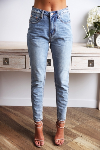 Sharney Jeans - Blue denim