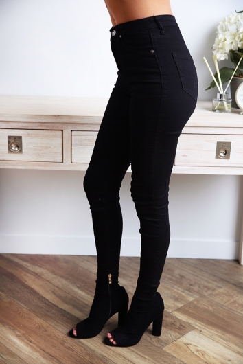 Willow skinny leg jeans - Black