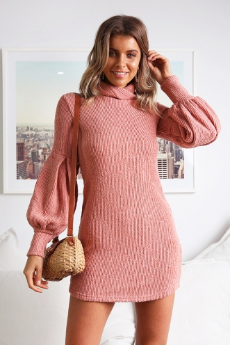 Great Love Dress - Pink