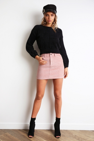 Control You Skirt - Pink