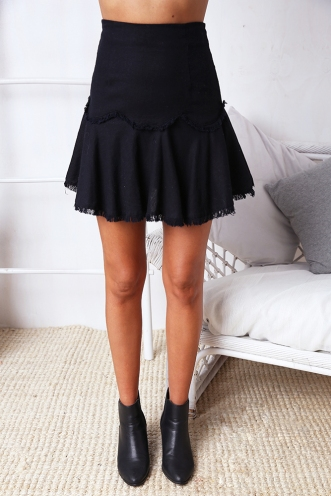 Daybreak Skirt - Black
