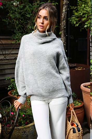 Linden Jumper - Grey