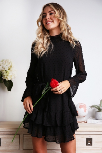 Karolyn Dress - Black