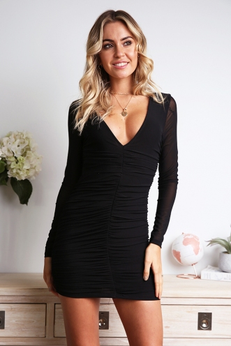 Neila Dress - Black