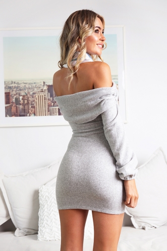 Sunday Dress - Grey