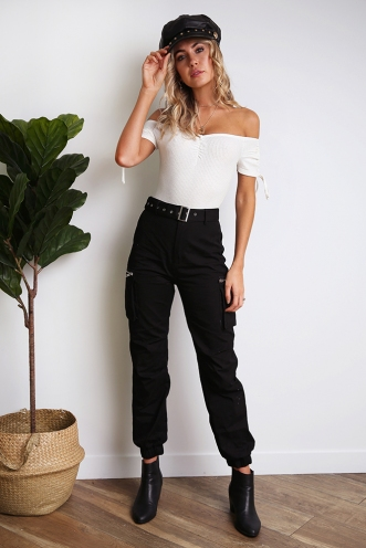 Cammy Pants - Black