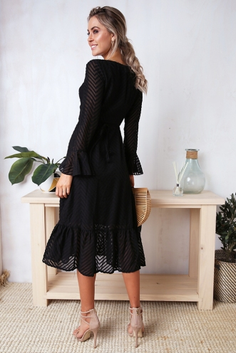 Shari Dress - Black