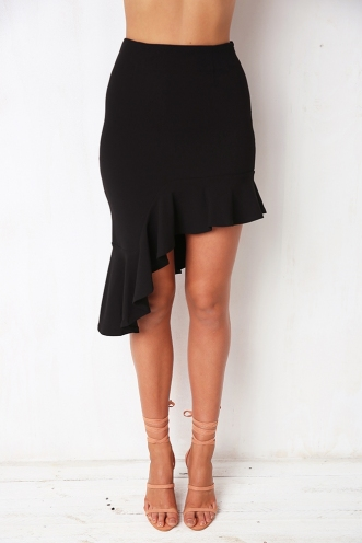 Bree Skirt - Black
