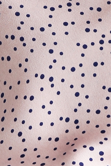 All About Me Top - Pink Spot