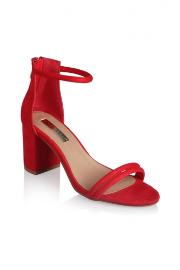 Billini - Fiji - Red Suede