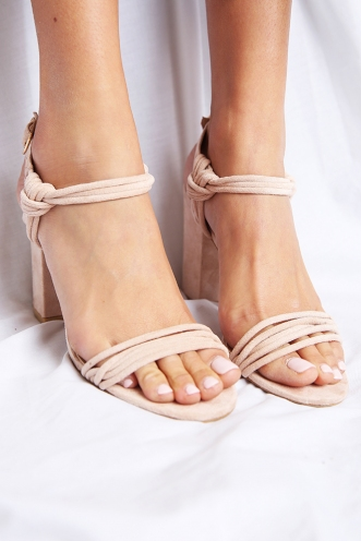 Billini - Nysa - Blush Suede