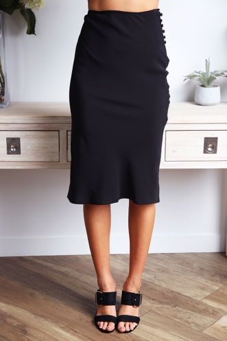 All Apologies Skirt - Black
