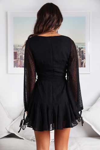 Cara Dress - Black