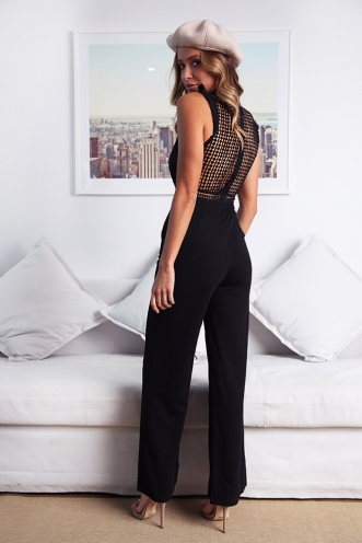 Millaray Jumpsuit - Black