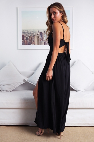 Ariana Jumpsuit - Black