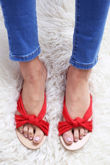 Billini - Comino - Red Suede