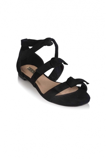 Billini - Dominica - Black Suede
