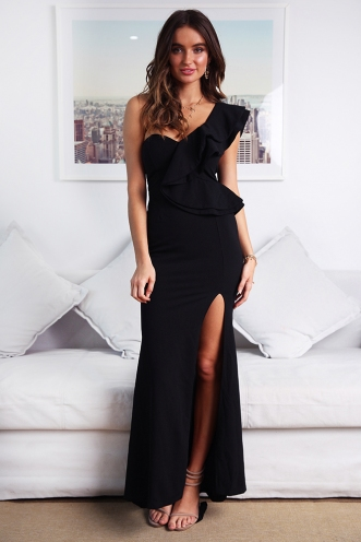 Ritika Dress - Black