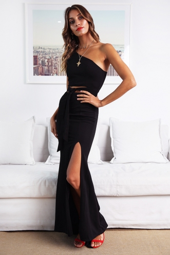 Melina Dress - Black