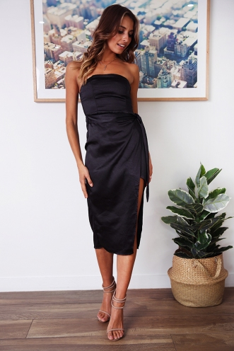 Martine Dress - Black