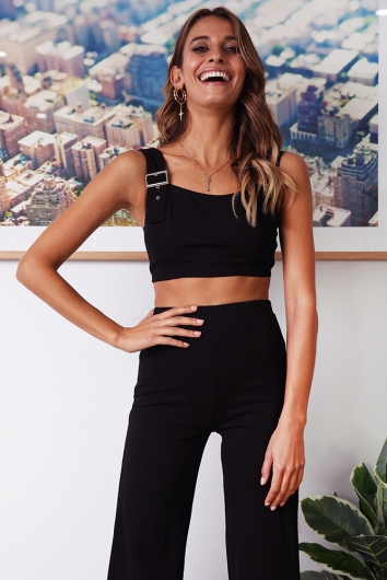 Wanted Top - Black