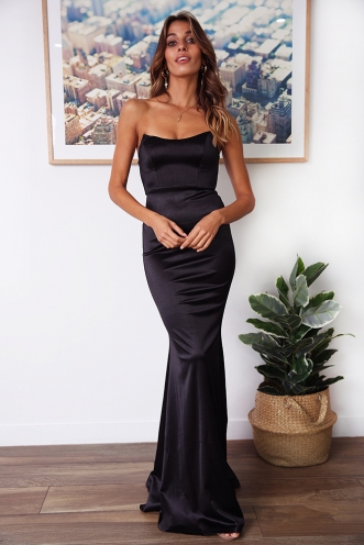 Grand Ballroom Dress - Black