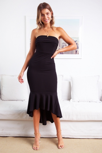 Samba In Spain Dress - Black