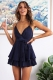 All Figured Out Playsuit - Navy