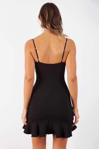 Daybreak Dress - Black