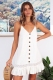 Sun and Fun Dress - White