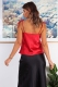 Talitha Top - Red