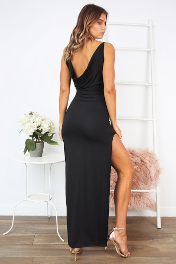 Madalyn Dress - Black