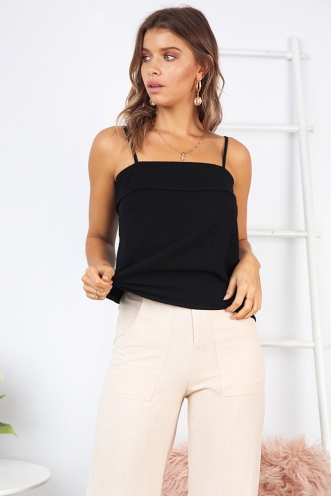 Safari Top- Black
