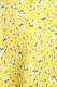 Polly Pocket Dress- Fluro Yellow Print