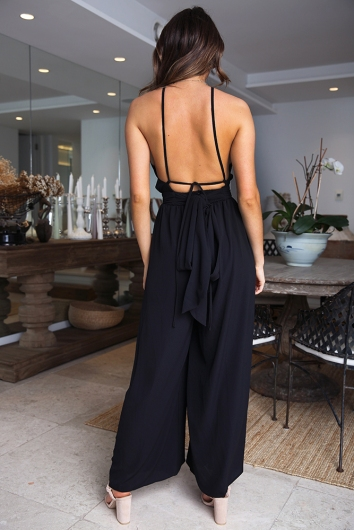 Misty Jumpsuit - Black