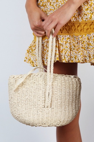 Weekend Escape Bag - Light Natural