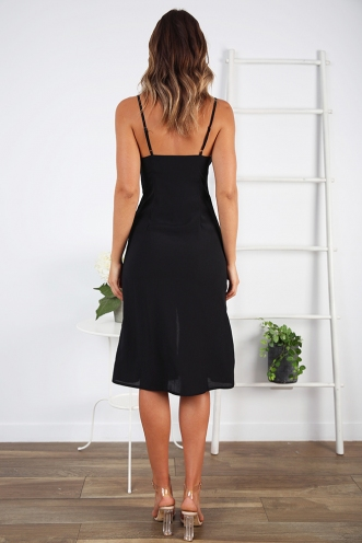 Mila Dress- Black