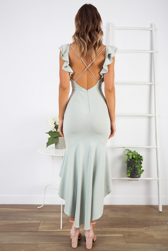 Haylee Dress- Mint