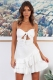 Miriam Dress - White