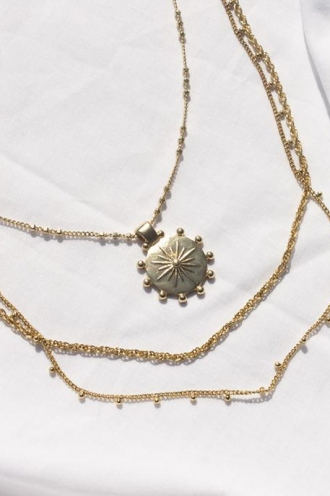 Minc Collections - Dawn Necklace - Gold