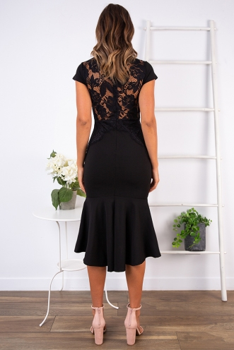 Promises Dress - Black