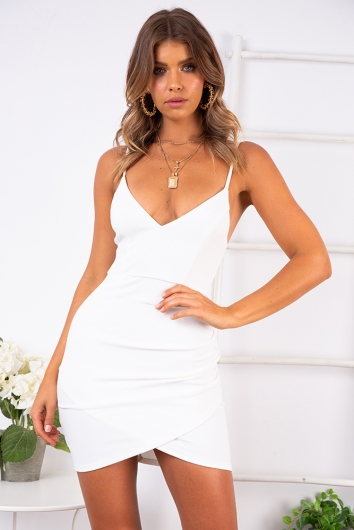 All About You Dress - White