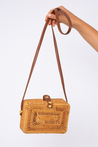 Woodlands Bag - Natural