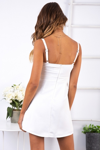 Shen Dress - White